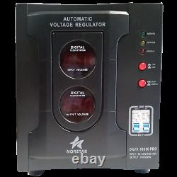 15000 Watt HeavyDuty Voltage Converter Transformer & Automatic Voltage Regulator