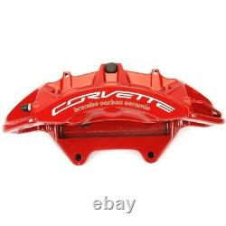 172-2711 AC Delco Brake Caliper Front Driver Left Side New for Chevy LH Hand