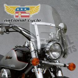 1995-2000 Harley-Davidson FXDS-Conv Dyna Convertible Heavy Duty Windshield