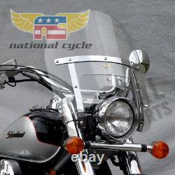 1995-2000 Harley-Davidson FXDS-Conv Dyna Convertible Heavy Duty Windshield
