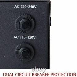 3000 Watt Voltage Converter Transformer Heavy Duty Step Up/Down(T-3000UD)