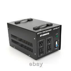 5000W Heavy Duty Step Up/Down Voltage Transformer Converter Step Up/Down 220V