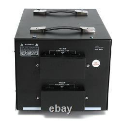 5000W Heavy Duty Voltage Regulator Converter 220V/110V Transformer Step Up/Down