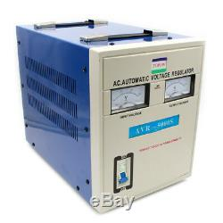 5000 Watt Step Down 220 to 110 Power Voltage Converter Transformer Stabilizer