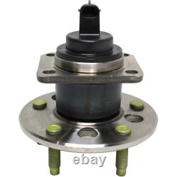 512003 Timken Wheel Hub Rear Driver or Passenger Side New 4-Wheel ABS for Chevy