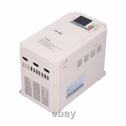 5.5KWith7.5KW Frequency Converter HeavyDuty Vector Inverter 3Phase 380VAC SAKO