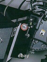 BMS Convertable MJ5 Heavy Duty Manual Jack Plate 300 HP Max 100-205100