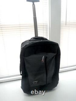 Berghaus Wheeled Roller Case Carry On Convertible To Backpack 40L GREAT DESIGN