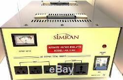 Best Voltage Converter 10000W With Stabilizer 220V 110V Transformer 10000 Watt