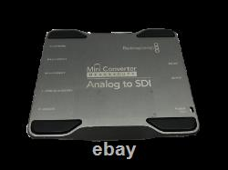 Blackmagic Design Mini Converter Heavy Duty Analog to SDI