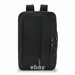 Briggs & Riley Baseline Convertible Duffle Backpack, hand luggage, Overnight Bag