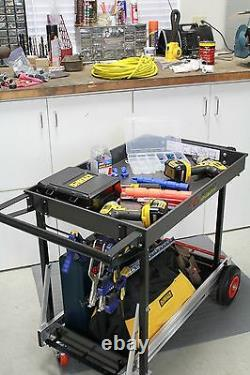 Collapsible Utility Cart Heavy duty Folding Utility Cart Convertible Cart