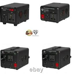 Diamond Series Step Up/Down Voltage Converters and Transformers