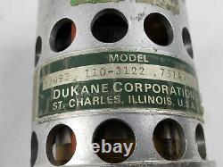 Dukane Heavy Duty 20khz Transducer Converter P/N 110-3122