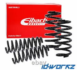 Eibach Pro-kit Lowering Springs For Fiat Punto Cabriolet / Convertible (176c)