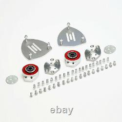 Front Camber Kit +/- 2.00+Caster +/- 0.75 Left+Right Mini Cooper Convertible 09+