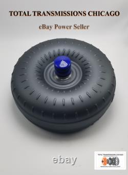 Gm33ss1-4l60 4l60e Heavy Duty Torque Converter Low Stall Transmission 5.0 5.7 Hd