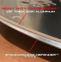 HEAVY DUTY CAT DEFENDER 2010-2015 Toyota Prius Catalytic Converter Protectio