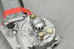 Heavy Duty New Jaguar Xjs N/s Lh Rear Window Regulator Motor Convertible Jlm1498