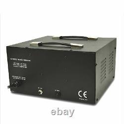 LiteFuze 5000 Watt Voltage Converter Transformer Heavy Duty Regulator Meter