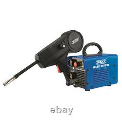 MMA To MIG 230V Welding Converter In All Stored Heavy Duty Plastic Storage Case