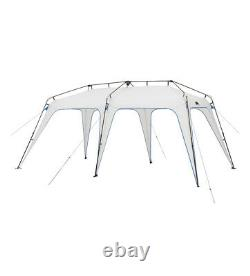 NEW Ozark Trail 5-in-1 Convertible Instant Tent and Shelter