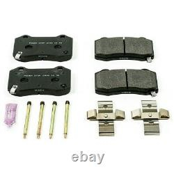 PST-1053 Powerstop 2-Wheel Set Brake Pad Sets Rear New for Chevy Grand Cherokee