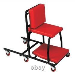 Professional Mechanics Heavy Duty 40 Convertible Creeper / Seat