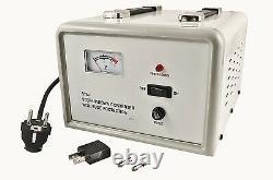Simran SYM-2000 Watt 110V 220V Power Transformer Up Down Voltage Converter 2000W