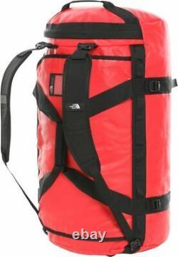 THE NORTH FACE Base Camp Duffel T93ETQKZ3 Waterproof Travel Bag 95 L Size L New