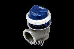 Turbosmart GenV CompGate40 14psi Blue External Wastegate V-Band Clamp