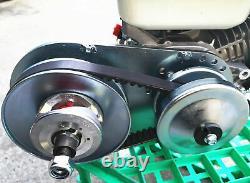 Upgraded Heavy Duty Steel Plate Torque Converter 1 10T #420 Pitch Tav2 30