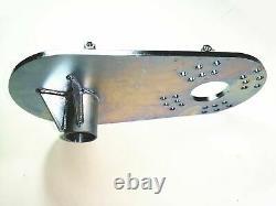 Upgraded Heavy Duty Steel Plate Torque Converter 1 12T #35 Pitch Tav2 30