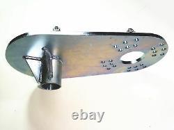 Upgraded Heavy Duty Steel Plate Torque Converter 3/4 12T #35 Pitch Tav2 30