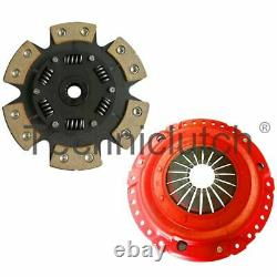 Vauxhall Astra Convertible 1998ccm Heavy Duty Six Paddle Complete Clutch Kit