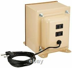 Voltage Converter Down Transformer 220V to 100V 1100W for Japan products Coiled
