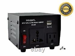 1000watt-3000watt Convertisseur De Tension Du Transformateur Step Up / Down Ac 110v 220v Uit