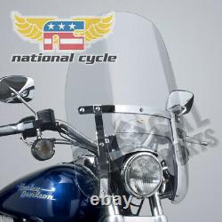 1995-2000 Harley-davidson Dyna Fxds-conv Pare-brise De Service Lourd Convertible