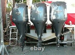 Bms Convertible Mj5 Poids Lourd Manuel Jack Plate 300 HP Max 100-205100