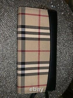 Burberry Check Henley Wallet-on-chain C-body/clutch
