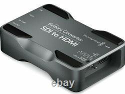 Convertisseur De Batterie Blackmagic-design Sdi À Hdmi