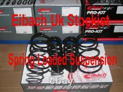 Eibach Pro Kit Abaissant Ressorts Pour Bmw Cabriolet / Convertible E30 318i 1988-1993