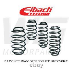 Eibach Pro-kit Pour Vauxhall Astra G Convertir 2,0 16v Turbo (03.01-10.05)