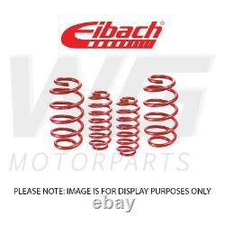 Eibach Sportline Pour Bmw 3 Convertible (e36) Ohne Automatik (03.93-04.99)