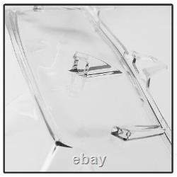 Extra Clear+heavy Duty 08-14 Bmw E71 X6 Lentille De Remplacement De Phare De Phare