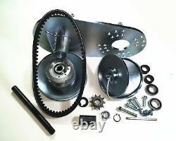 Heavy Duty Amélioré Steel Plate Convertisseur De Couple 3/4 10t # 40 / # 41 / # 420 Tav2 30