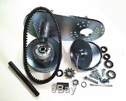 Heavy Duty Amélioré Steel Plate Convertisseur De Couple 3/4 10t # 428 Pas Tav2 30