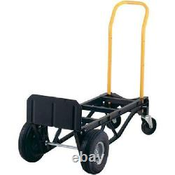 Heavy Duty Moving Dolly Convertible Hand Truck Escalier Escalade Warehouse Cart Nouveau