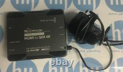 Mini Converter Heavy Duty Hdmi Sdi Blackmagic 4k