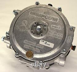 Nouveau Modèle Impco Lb L B Propane Régulateur Convertisseur Vaporizer Heavy Duty 325 HP